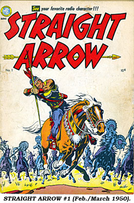 STRAIGHT ARROW #1.