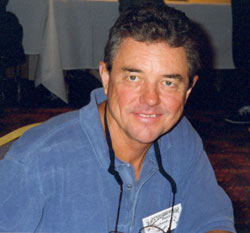 "Davy from ""Stagecoach West"", Richard Eyer at the Memphis Film Festival in 1998."