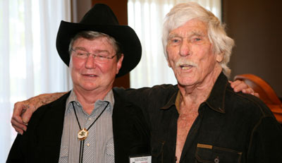 Randy Boone and L. Q. Jones.