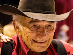"James Drury will always be ""The Virginian""."