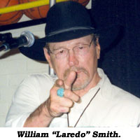 "William ""Laredo"" Smith."