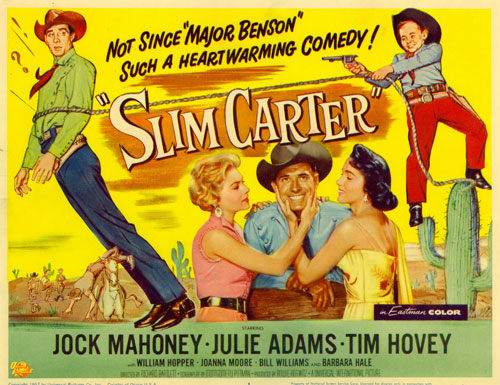 "Title Card for ""Slim Carter""."