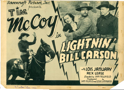 Lightin' Bill Carson
