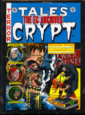 Tales from the Crypt Vol. 3 (EC Archives)