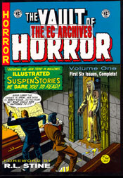 Vault of Horror Vol. 1 (EC Archives).