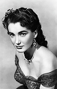 Julie Adams.