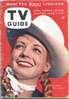 Annie Oakley TV GUIDE.