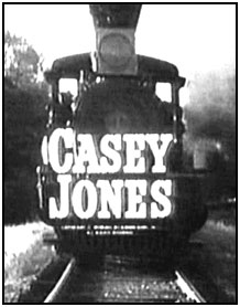 """Casey Jones"" logo."