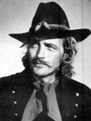 Wayne Maunder as Custer.