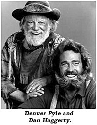 Denver Plye and Dan Haggerty.