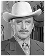 John Dehner was Paladin on the radio.