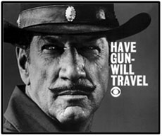 Have Gun Will Travel logo