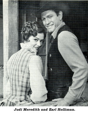 Judi Meredith and Earl Holliman.