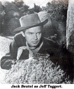 Jack Beutel as Jeff Taggert.