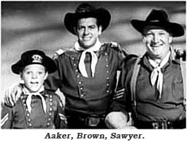 Aaker, Brown, Sawyer.