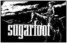 Sugarfoot logo.