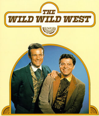 The Wild Wild West starring Robert Conrad and Ross Martin.
