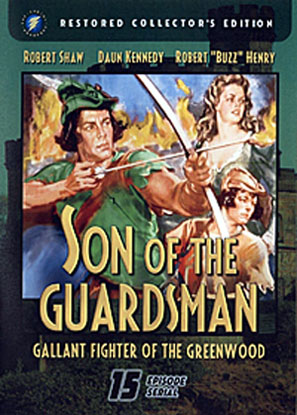 "Cover of ""Son of the Guardsman"" DVD."