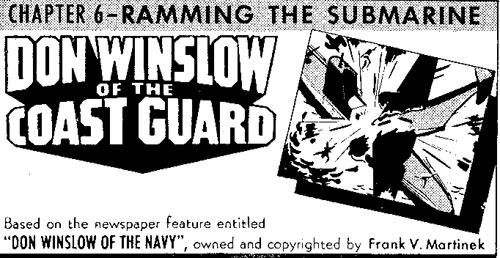"""Don Winslow of the Coast Guard"""