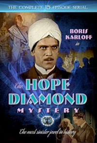 "Cover to DVD of ""The Hope Diamond Mystery""."