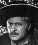 "Duncan Renaldo as Renaldo in ""Zorro Rides Again"" ('37)."