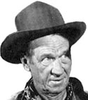 "Hank Patterson as Buck Bender in ""Don Daredevil Rides Again"" ('51)."
