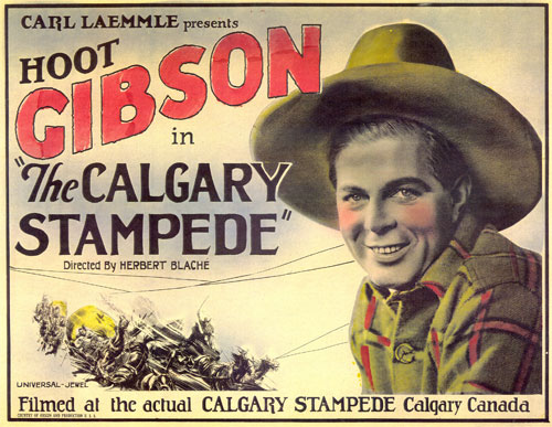 Clalgary Stampede title card.