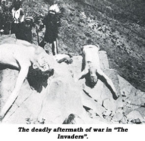 "The deadly aftermath of war in ""The Invaders""."