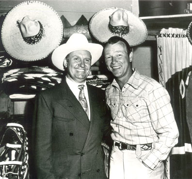 Gene Autry & Roy Rogers