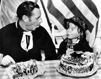 In 1934 Jack Holt celebrated 20 years in the business while Shirley Temple had been in films just two years.