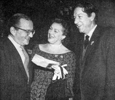 "Richard Boone gave up gun, traveled to Broadway in early 1959 to play Lincoln in ""The Rivalry"". His co-stars were Martin Gable and Nancy Kelly."