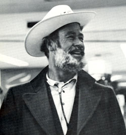 "Paul Brinegar, who played Wishbone on ""Rawhide"", was at the Cowboy Hall of Fame when ""Rawhide"" was voted Best Fictional Television Program in '64."