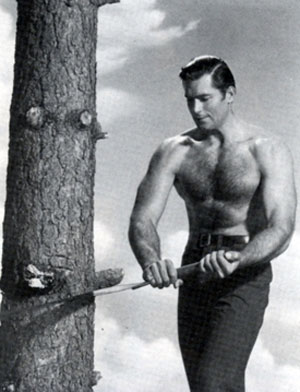 For the ladies...CLINT WALKER!