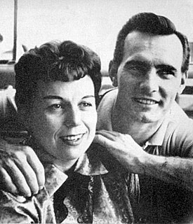 "Gerry Stowell married Dennis Weaver, best known as Chester on ""Gunsmoke"", in 1945."