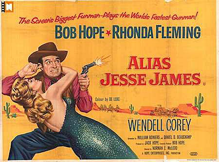 "Cooper has a cameo in Bob Hope's ""Alias Jesse James""."