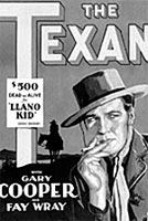"""The Texan"" starring Gary Cooper."