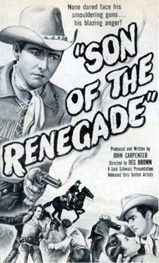 """son of the Renegade"""